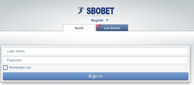 Sbobet Mobile Blackberry